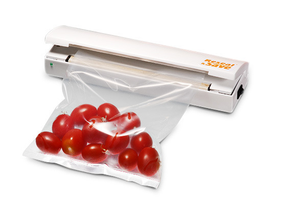 Reseal & Save Food Saver Bag Sealing Machine