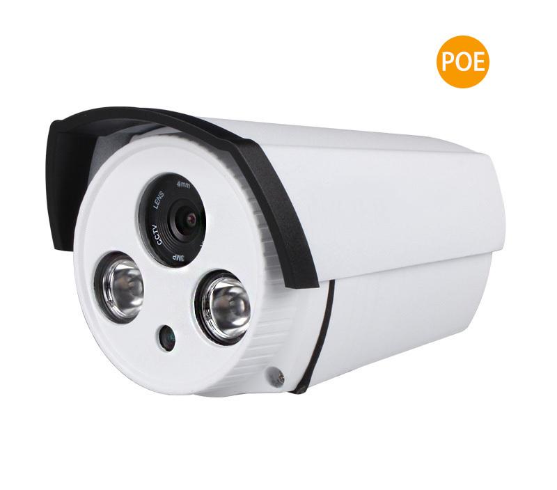 POE HD Infrared Waterproof 1.3M 960P Digital Video Security Camera