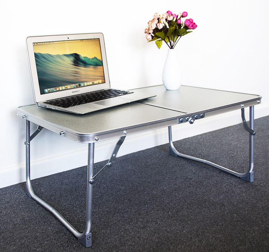 Foldable Laptop Computer Desk Coffee Table