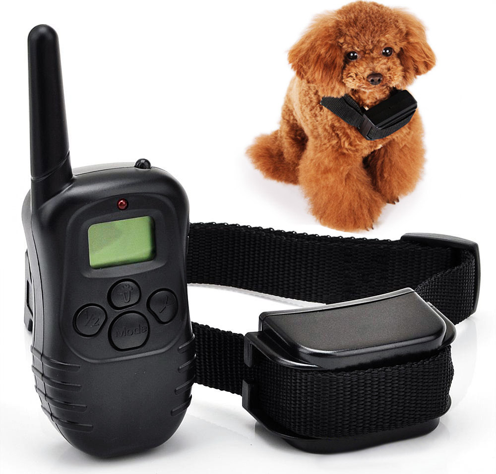Anti Barking Pet Dog Bark Control Electric Collar
