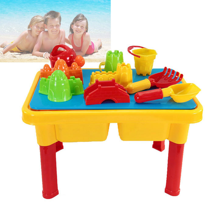 2 In 1 Sand and Water Activity Table