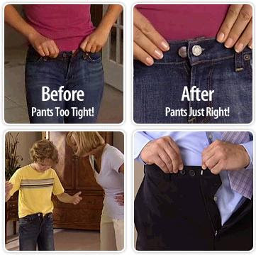 Instant Fix Perfect Fit 8 Buttons