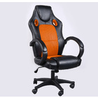 Storm High Back Gaming Executive Office Computer Chair (Orange+Black)