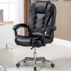 Apex Executive Reclining Office Chair (Black)