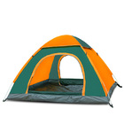 Instant Pop Up 3-4 Person Camping Tent - Large