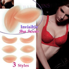 Breast Enhancer Silicone Fillet Bra Insert 3 Styles