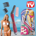 2 x Bikini Hair Remover Trimmer Fast Easy Electric Auto Hair Removal ❤