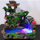 Calming Fountain Water Feature Ornament