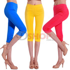 Premium Quality Colourful High Waist Tights
