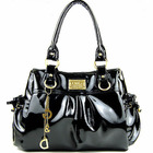 Luxury Gloss Designer Handbag Tote