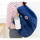 3 Way Easy-to-Carry Foldable Bag (BLUE)