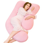 Large Comfort Support Body Pillow (Pink)