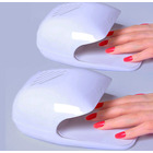 2 x Nail Dryer Fan for Nail Art Beauty Salon Manicure Pedicure