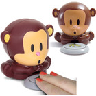 2 x Monkey Nail Dryer Fan for Nail Art Beauty Salon Manicure Pedicure