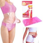Sauna Slimming Belt Belly Waist Wrap Shaper Sweat Burn Fat Cellulite Weight Loss