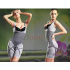Natural Bamboo Slimming Shaper Full Body Suit Corset