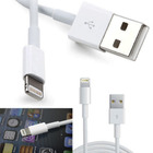 2 X Apple Data Sync USB Charging Cable for  iPhone 6 Plus 6S 5S 5C  iPad Air iPod