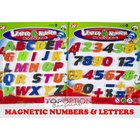 52 PC Set of Magnetic Letters & Numbers MAGNETS