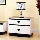 Eternity High Gloss Bedside Table