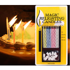10 x Magic Relighting Candles