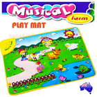 Musical Farm Baby Play Mat