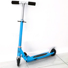 Kids Scooter with Twin Wheels BLUE