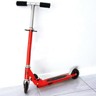 Kids Scooter with Twin Wheels RED
