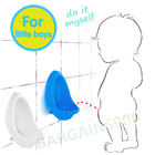 Little Boy's Urinal Wee Potty Toddler Baby Toilet Trainer