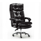 President Premium Executive Reclining Office Chair (Black)