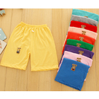 Kids Cotton Shorts 1-4 Years Old Boys Girls Toddlers