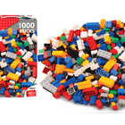 1000 PCS Building Blocks Lego Compatible Bricks