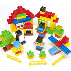 100 PCS Lego Duplo Compatible Large Building Blocks