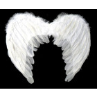 White Feather Angel Wings for Kids