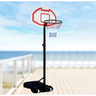 Heavy Duty Steel Portable Basketball Hoop System (Height Adjustable 2 - 2.5m)