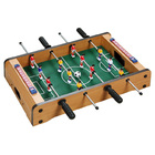 Foosball Tabletop Soccer Table Football Game Set