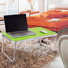 Portable Foldable Laptop Desk Indoor/Outdoor Coffee Table (Green)