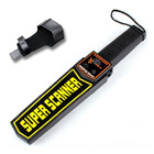 Super Scanner Portable Handheld Metal Detector