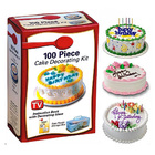 100-Piece Cake Decorating Tool Kit