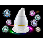 Portable USB Air Humidifier Purifier Aroma Diffuser with LED Lights