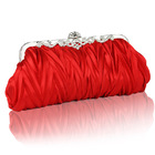 Ladies Event Evening Purse Bag (Red)