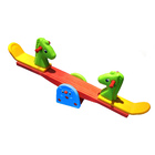 Deluxe Kids Seesaw Horse Riding See Saw Outdoor/Indoor Play Equipment