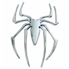 3D Spider Badge Chrome Emblem Car Sticker Auto Sticker
