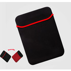 "10"" inch iPad Tablet Sleeves Notebook Laptop PC Case Reversible Soft Bag Black"