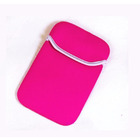 "Pink 7"" inch Tablet Sleeves Notebook Laptop Tab PC Case Reversible Soft Bag"