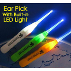Illuminated Flashlight Earpick Wax Cleaner Remover Cleanser Ear Pick LED Light