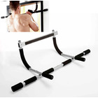 Portable Pull up Iron Bar Door Gym