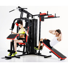 Fitplus Professional Heavy Duty Multi-Station Home Gym