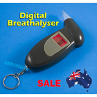 Digital Alcohol Breath Tester Analyser Breathalyser