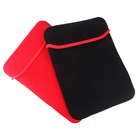 "13"" inch Laptop Tablet Sleeves Notebook PC Case Reversible Soft Bag Black"
