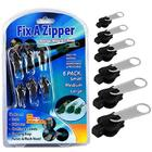 Set of 6 Instant Fix Zippers